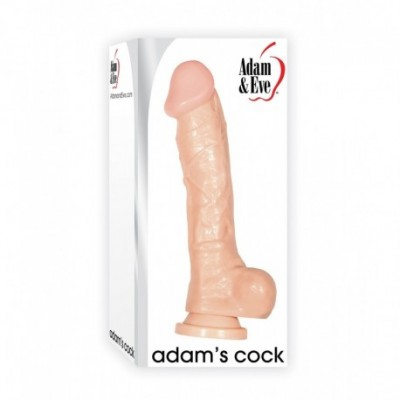 Adam & Eve Adams Cock Dildo