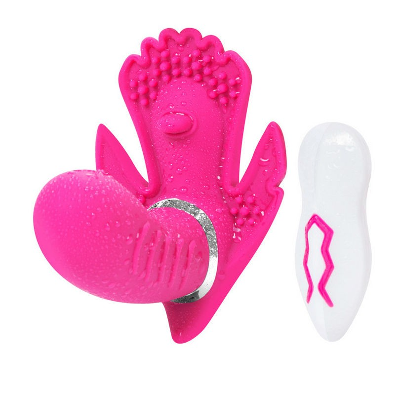 HEARTLEY Strap on Butterfly Vibrator