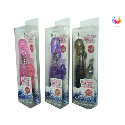 HEARTLEY-Mermaid-Rechargeable-Thrusting-Vibrator-AMVG1100BK036-6
